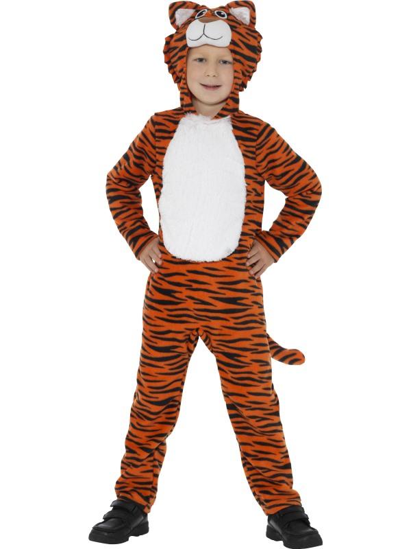 Tiger Kid's Fancy Dress Costume