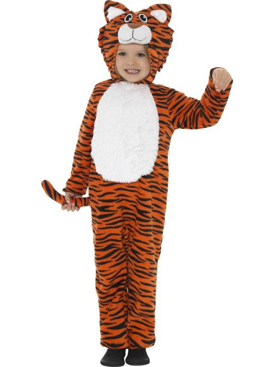 Tiger Kid's Fancy Dress Costume Thumbnail 2