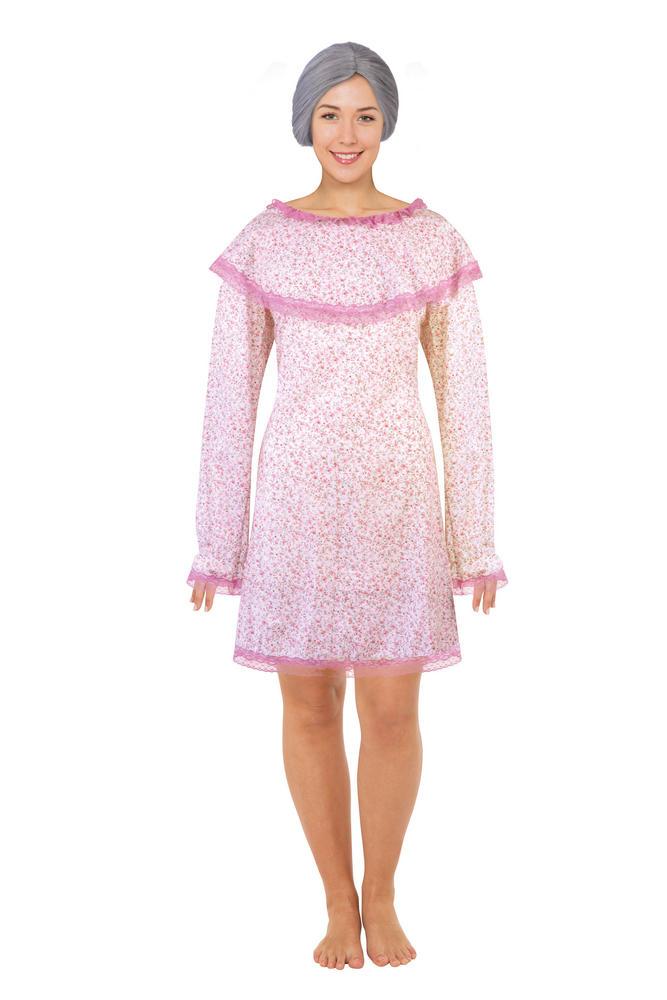 Women's Grandma Fancy Dress Costume