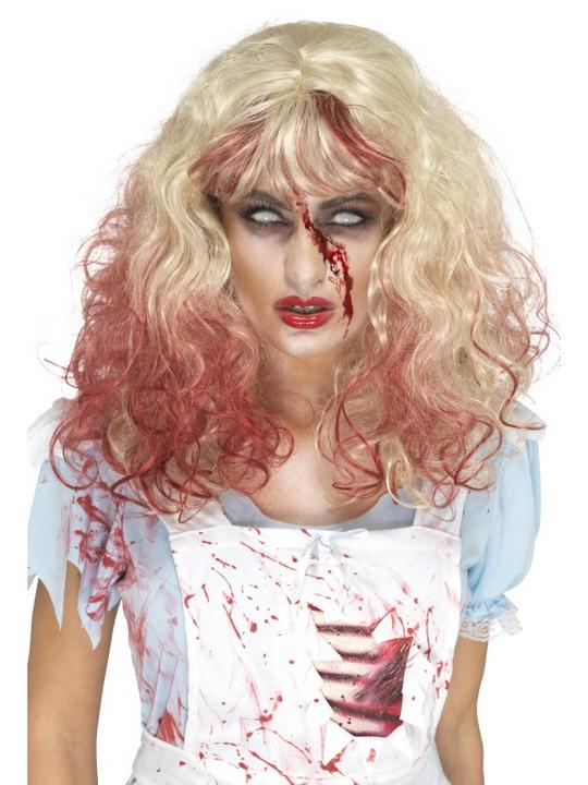 Zombie Bloody Alice Wig Thumbnail 1