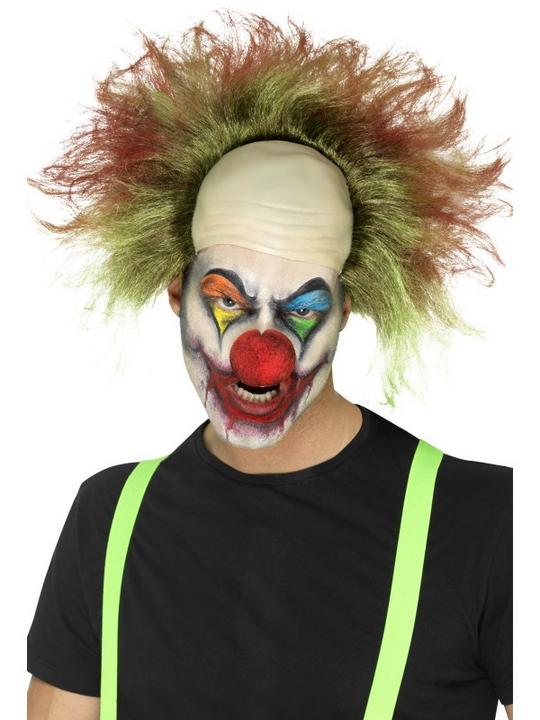 Sinister Clown Wig Thumbnail 1