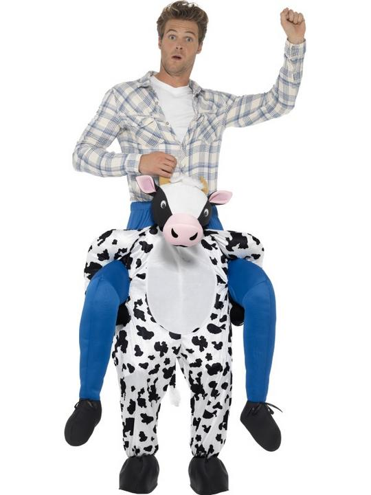 Piggyback Cow Costume Thumbnail 1
