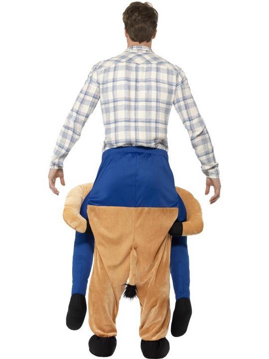 Piggyback Horse Costume Thumbnail 2