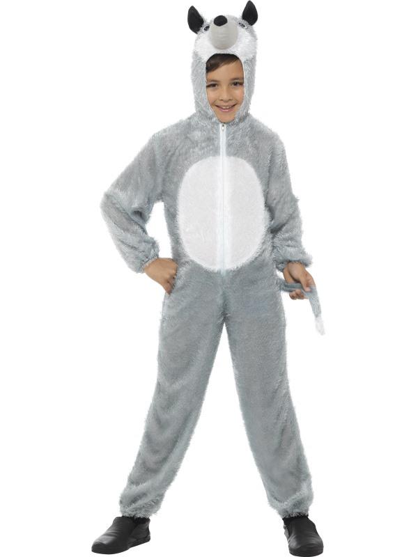 Wolf Kids Fancy Dress Costume