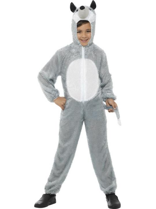 Wolf Kids Fancy Dress Costume Thumbnail 1