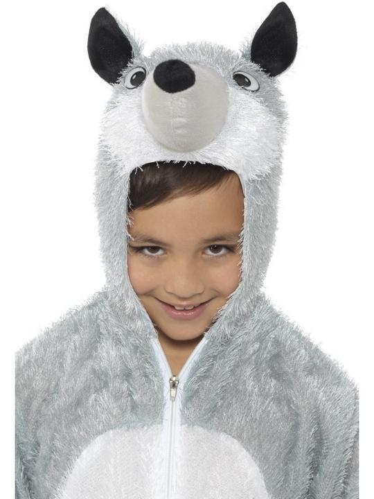 Wolf Kids Fancy Dress Costume Thumbnail 2
