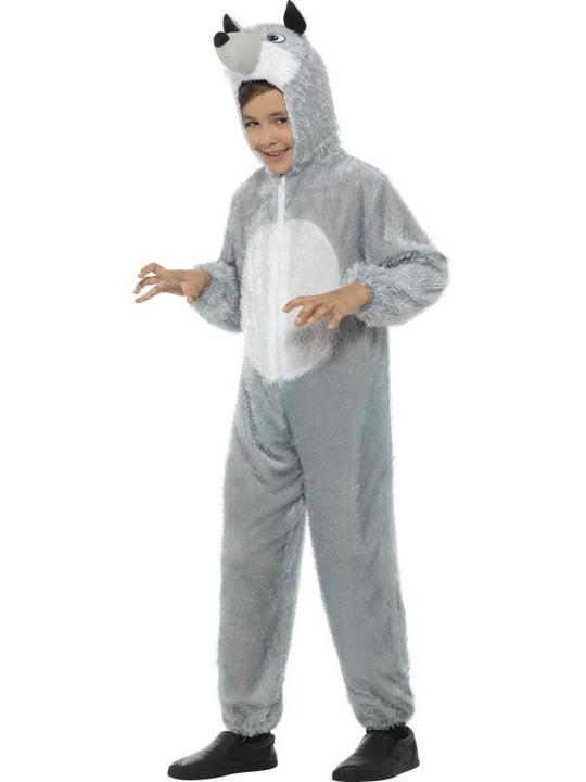 Wolf Kids Fancy Dress Costume Thumbnail 3