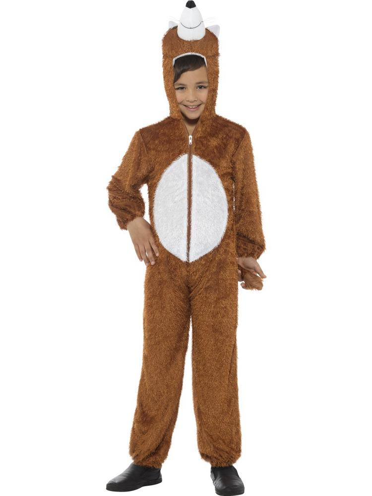 Fox Kids Fancy Dress Costume