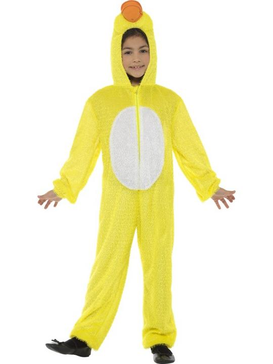 Duck Kids Fancy Dress Costume Thumbnail 3