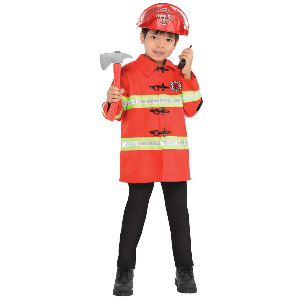 Firefighter Officer Kit