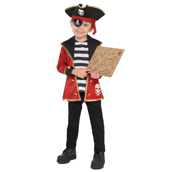 Pirate Kit Age 4-6 years