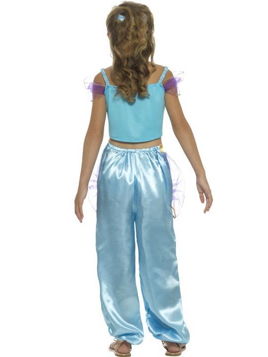 Girl's Arabian Princess Fancy Dress Costume Thumbnail 2