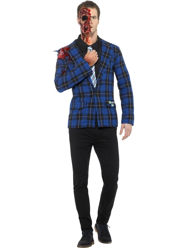 Breaking Bad Gustavo Fring Men's Fancy Dress Costume