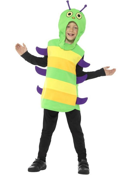 Caterpillar Kid's Fancy Dress Costume Thumbnail 2