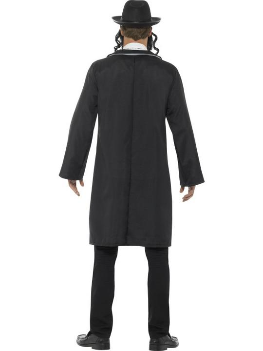 Rabbi Men's Fancy Dress Costume Thumbnail 3