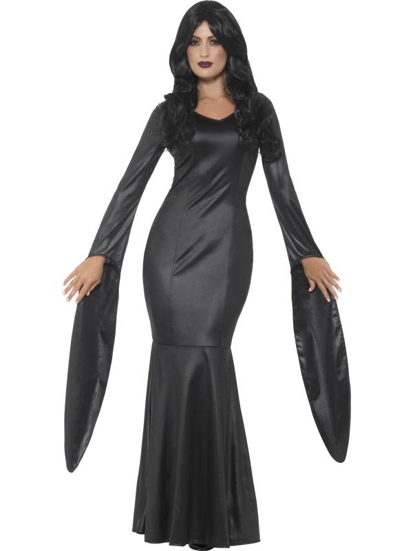 Immortal Vampiress Women's Fancy Dress Costume