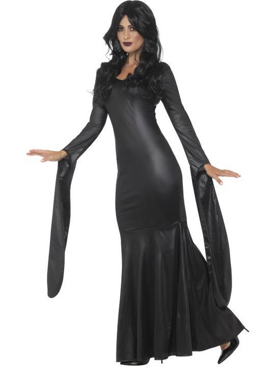 Immortal Vampiress Women's Fancy Dress Costume Thumbnail 3