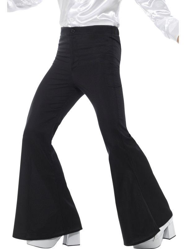 Flared Trousers Men's Fancy Dress Costume