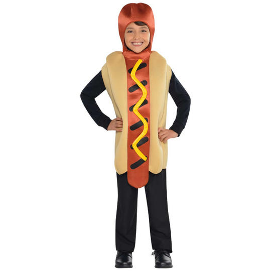 Hot Diggerty Dog Kids Fancy Dress Costume Thumbnail 1