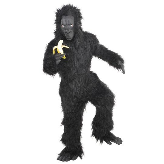 Gorilla Childrens Fancy Dress Costume   Thumbnail 1