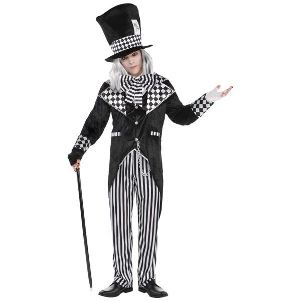 Totally Mad Hatter Men's Fancy Dress Costume