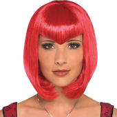 WIG SULTRY RED