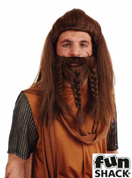 Viking Wig And Beard Thumbnail 1