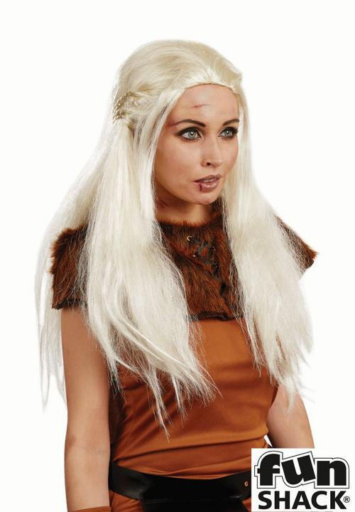 Medieval Game Women's Wig Thumbnail 1