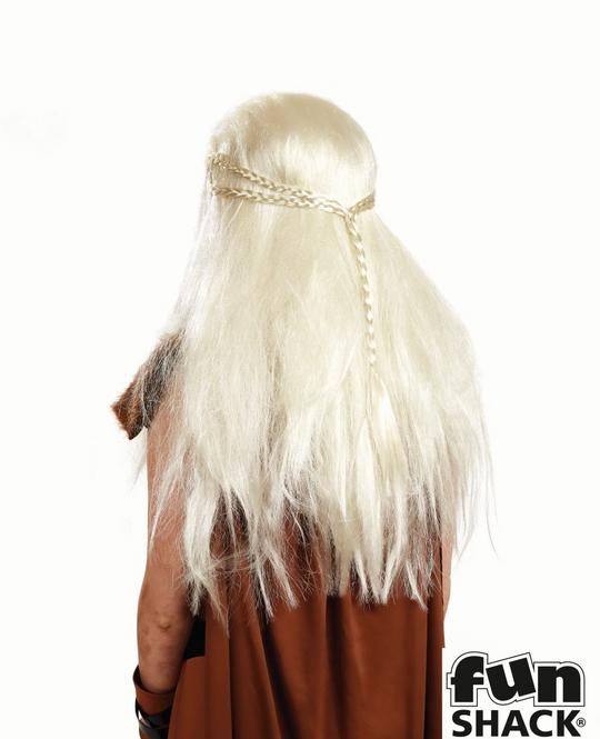 Medieval Game Women's Wig Thumbnail 2