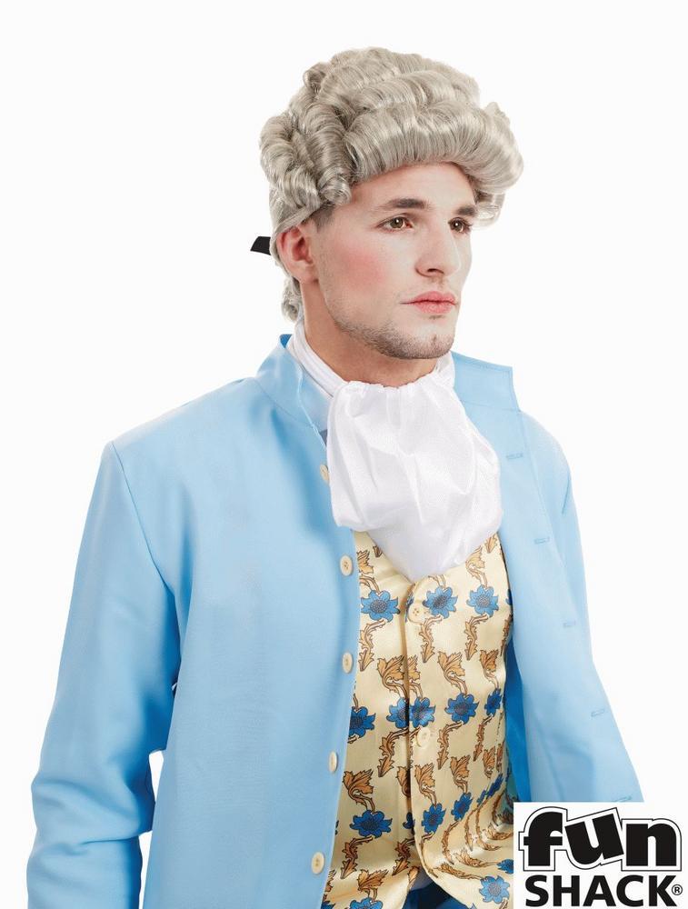 Georgian Man Wig