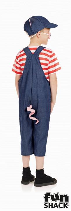 Little Pig Kid's Fancy Dress Costume Thumbnail 3