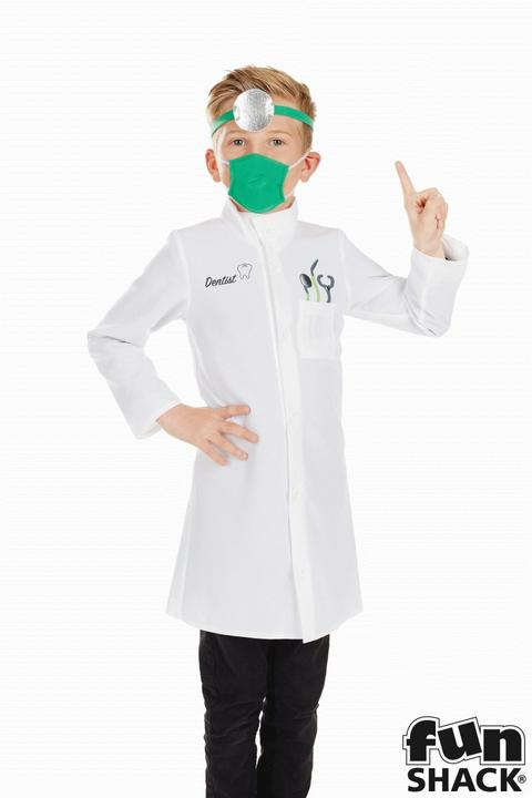 Dentist Boy's Fancy Dress Costume Thumbnail 3