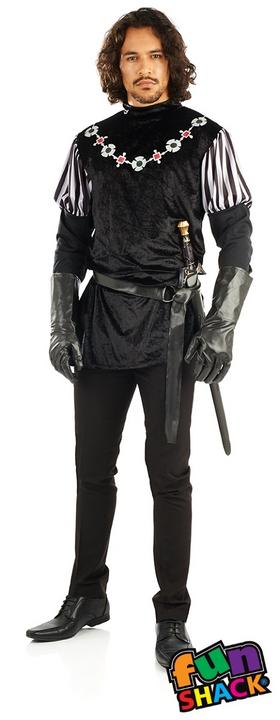 Sheriff Of Nottingham Men's Fancy Dress Costume Thumbnail 1