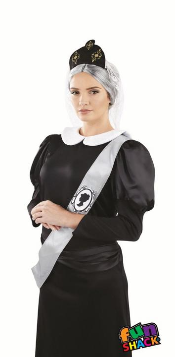 Victoria Women's Fancy Dress Costume Thumbnail 1