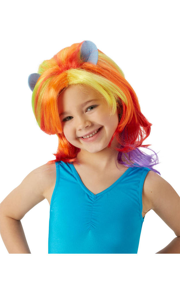 Rainbow Dash Wig