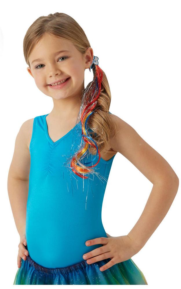 Rainbow Dash Hair Switch