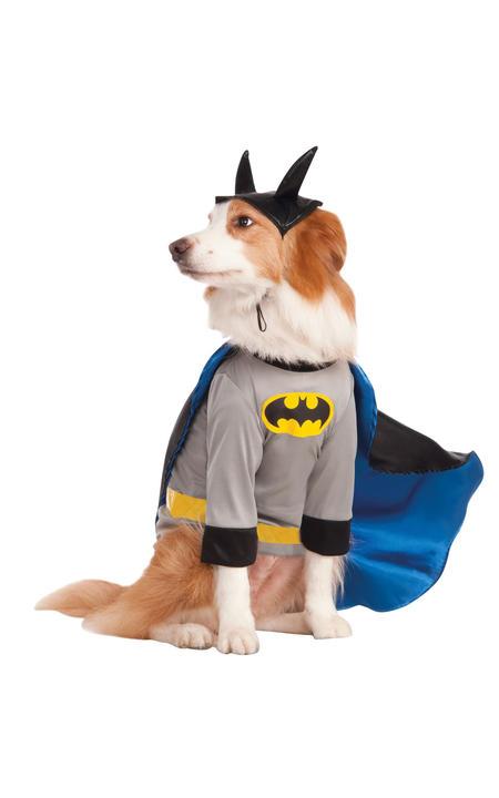Batman Marvel Dog Costume Thumbnail 1