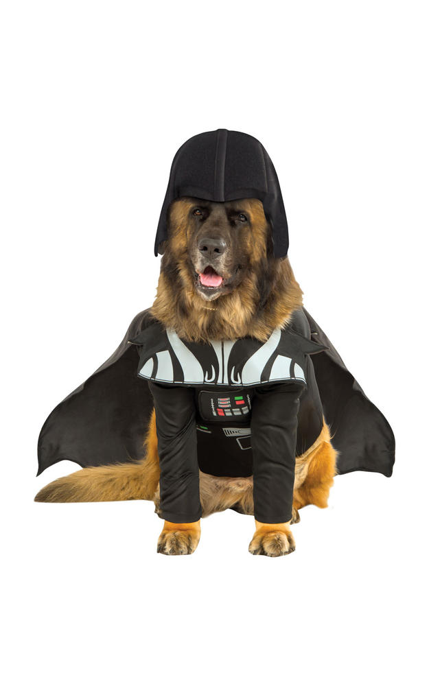 Darth Vader Star Wars Dog Costume