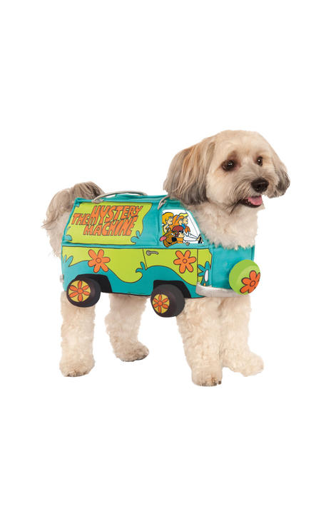 Scooby Mystery Machine Dog Costume Thumbnail 1