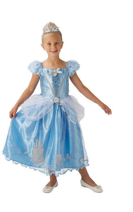 Storyteller Disney Cinderella Fancy Dress Costume Thumbnail 1