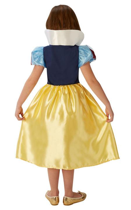 Storyteller Disney Pincess Snow White Girl's Fancy Dress Costume Thumbnail 3