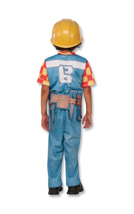 Bob The Builder Boy's Fancy Dress Costume Thumbnail 2