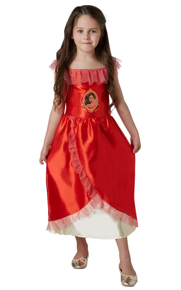 Disney Classic Elena Of Avalor Girl's Fancy Dress Costume