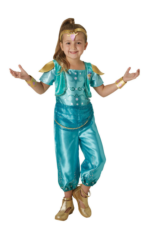 Shine Fancy Dress Costume
