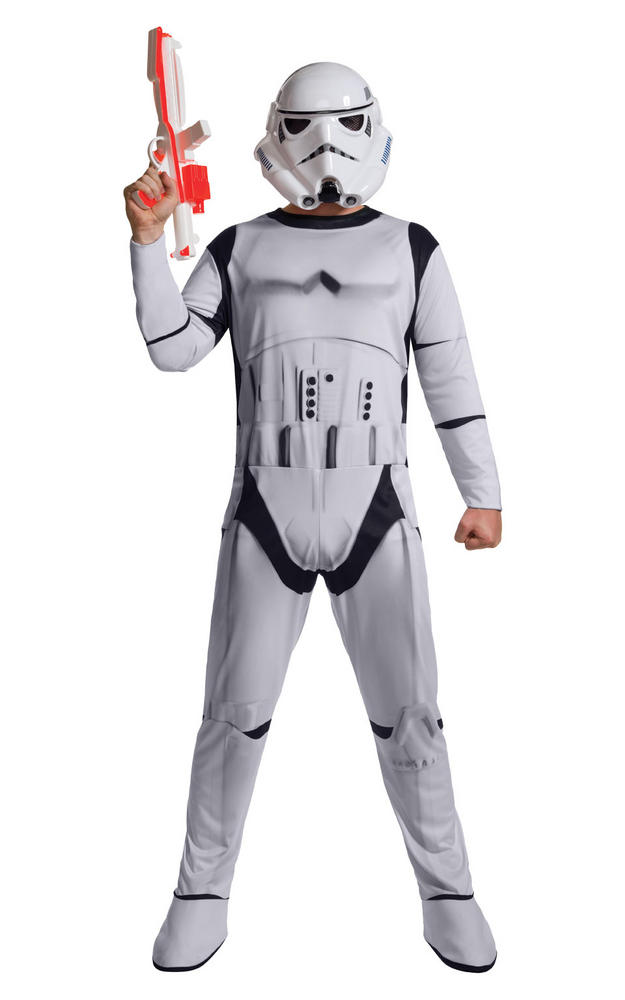 Stormtrooper Disney Star Wars Men's Fancy Dress Costume
