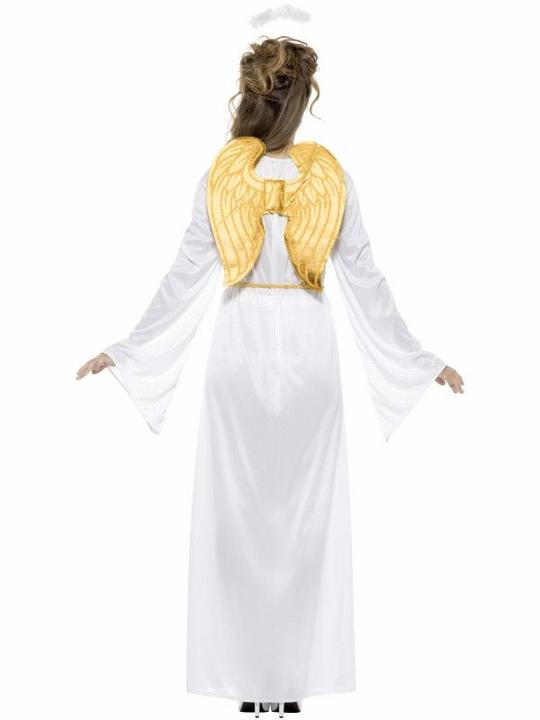 Angel Gabrie Adult Fancy Dressl Costume Thumbnail 5