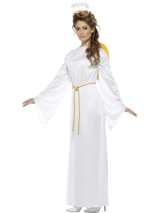 Angel Gabrie Adult Fancy Dressl Costume Thumbnail 6