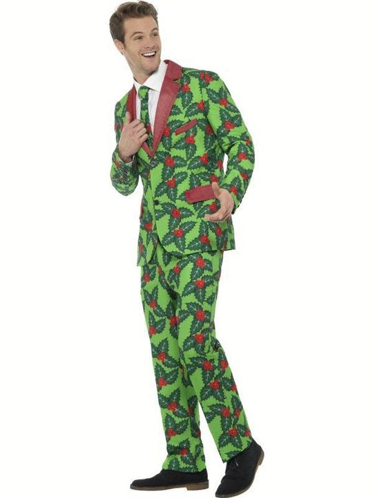 Holly Berry Suit Thumbnail 3