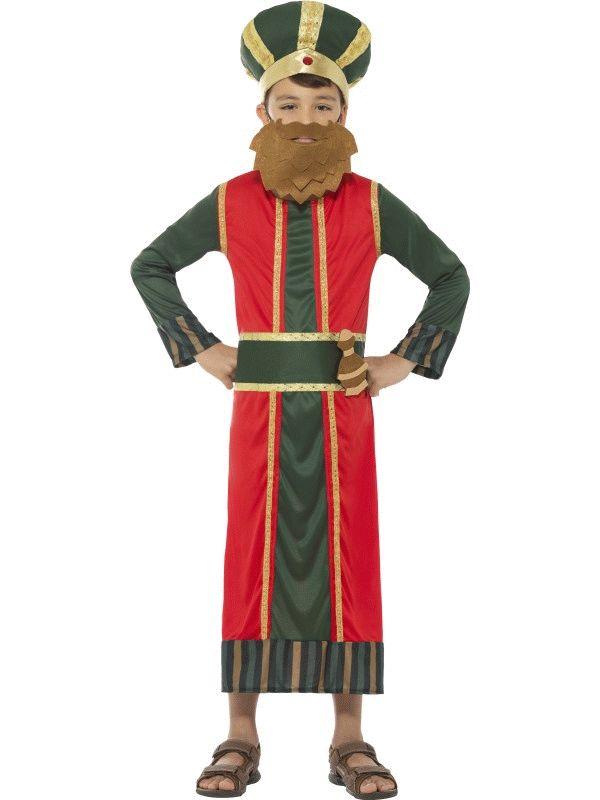 King Gaspar boy's Fanxy Dress Costume