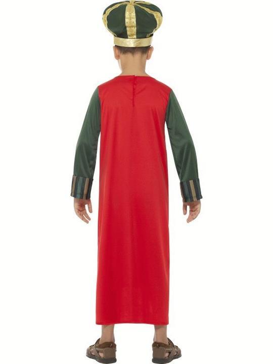 King Gaspar boy's Fanxy Dress Costume Thumbnail 2